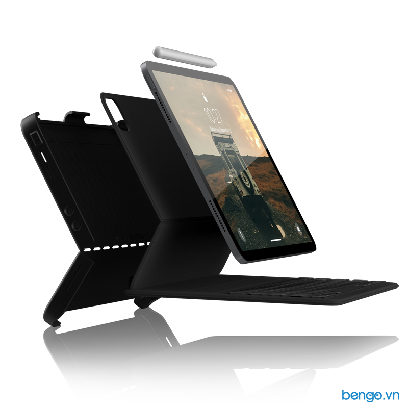 Ốp lưng iPad Pro 11″ (2nd Gen, 2020) UAG Scout Series