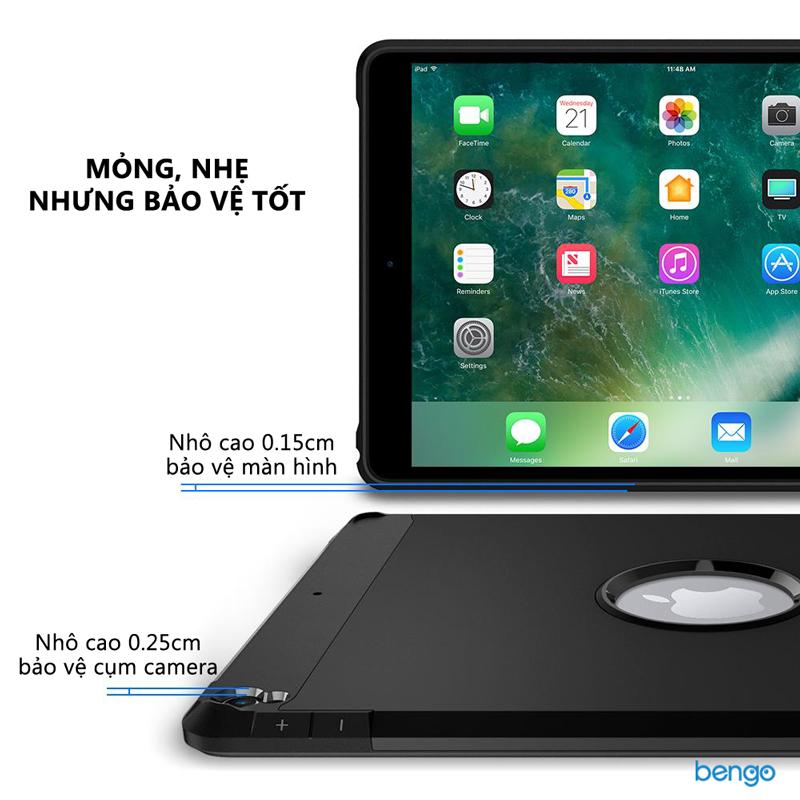 Ốp lưng iPad Pro 10.5 Spigen Tough Armor