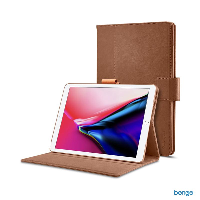 Bao da iPad Pro 12.9'' 2017 Spigen Stand Folio