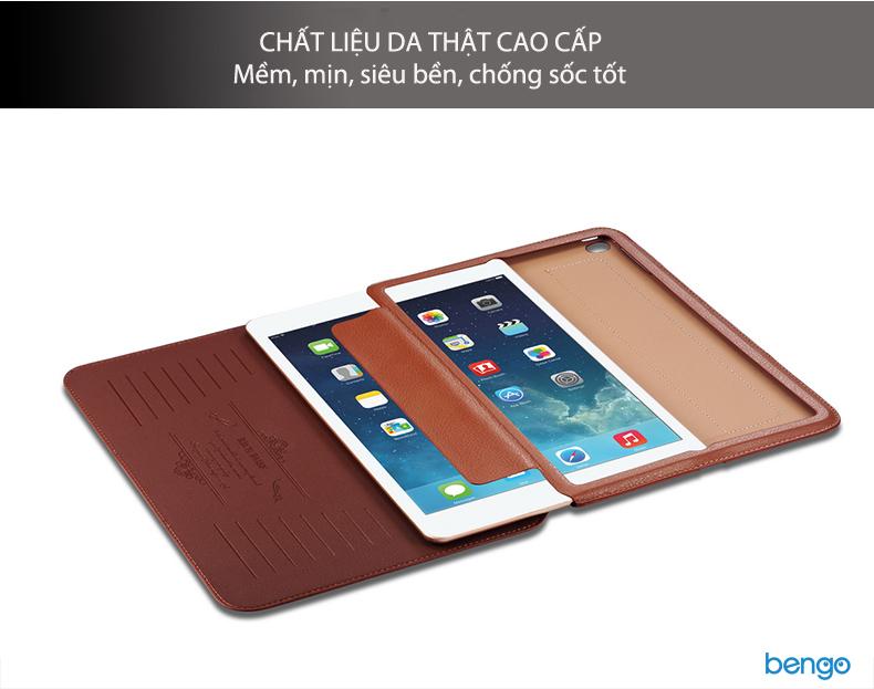 Bao da iPad Pro 9.7 inches RICH BOSS cao cấp