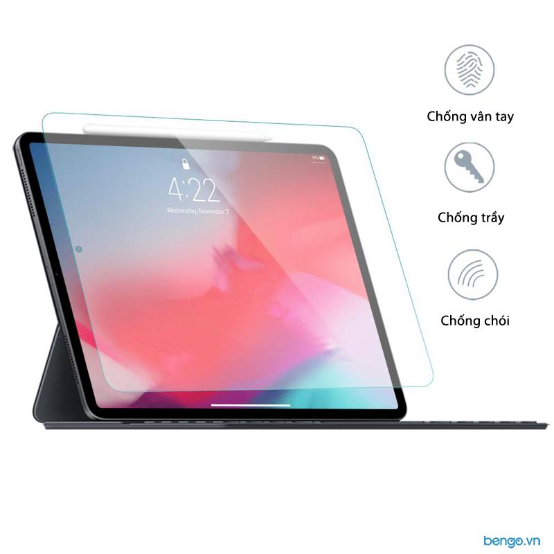 Dán màn hình cường lực iPad Pro 11 inch 2018 JCPAL 9H 0.33mm