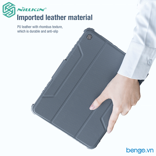 "Bao Da IPad Pro 11"" 2020 NILLKIN Bumper Leather Case Pro"