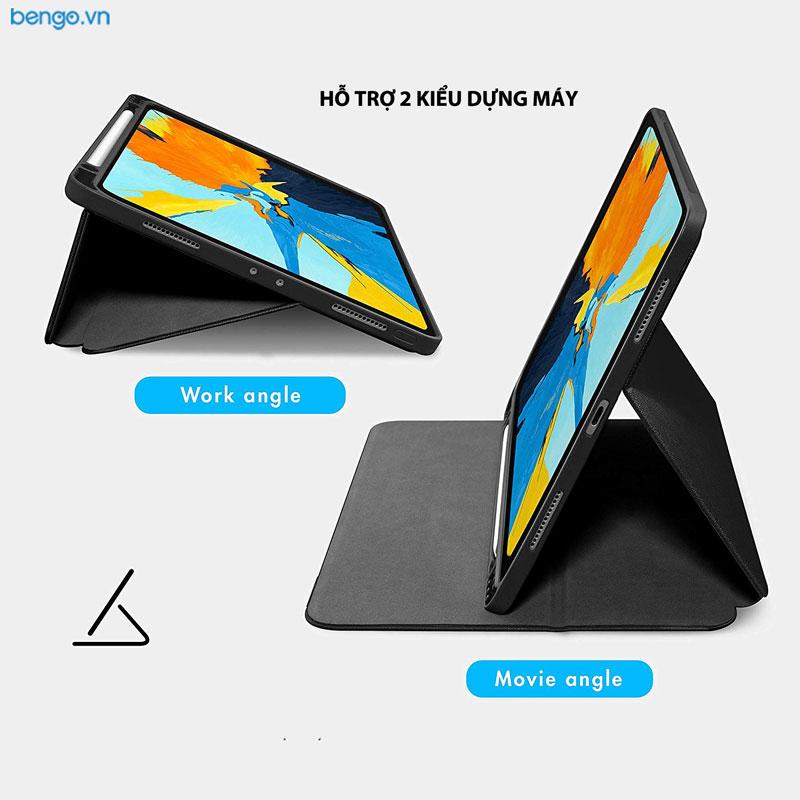 Bao da iPad Pro 11 2018 LAUT Prestige Folio