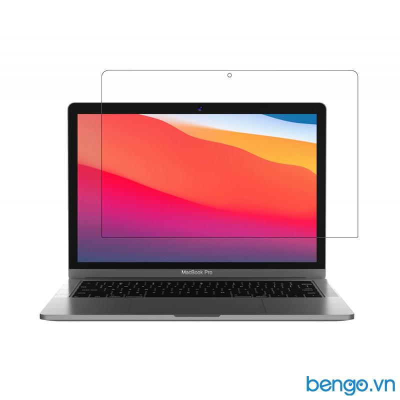 Dán màn hình Macbook Pro 13/Air 13 2018-2020 INNOSTYLE Crystal Clear