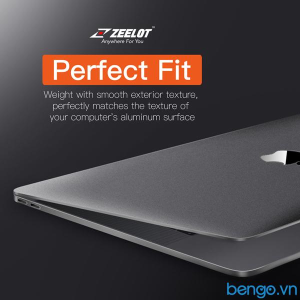 Bộ dán Full ZEELOT Diamond Guard 6 in 1 cho Macbook Pro 13