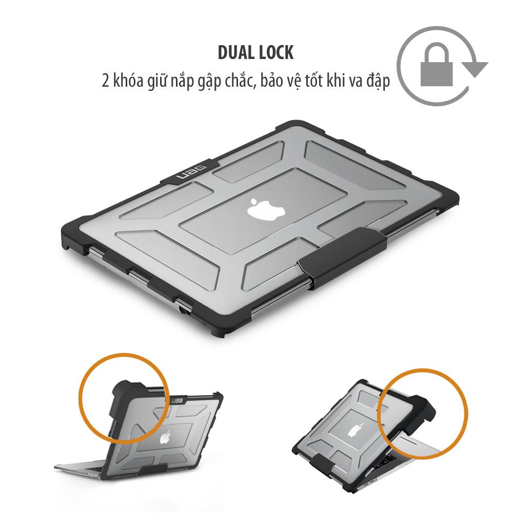"""Vỏ ốp bảo vệ Macbook Pro 13"""" 4th Generation chính hãng UAG"""