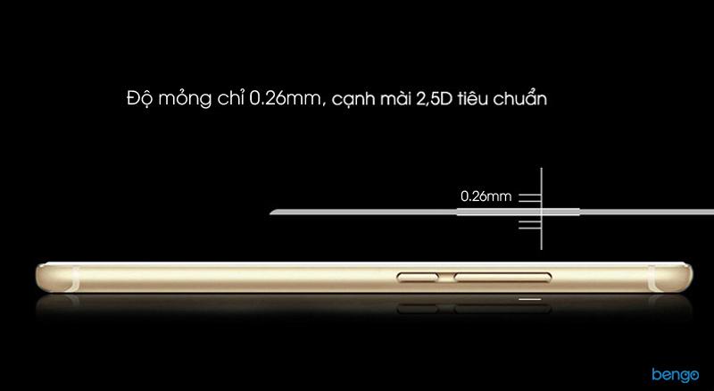 Dán màn hình cường lực Asus ZenFone 4 Max Pro (ZC554KL) 9H+