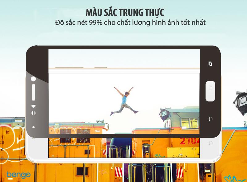 Dán cường lực Asus Zenfone 4 Max (ZC520KL) full màn hình