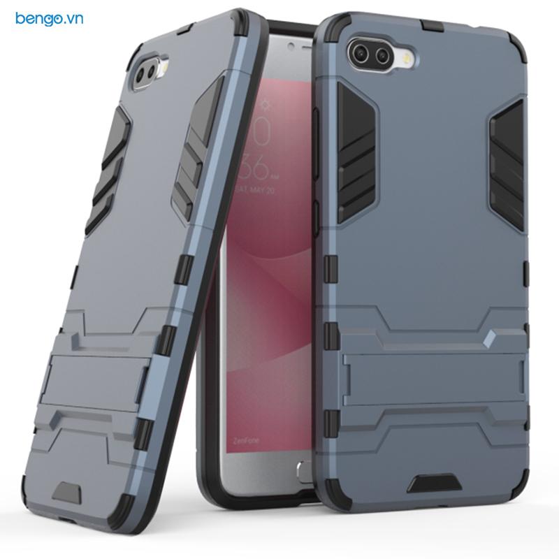 Ốp lưng Asus ZenFone 4 Max Pro (ZC554KL) Iron Man