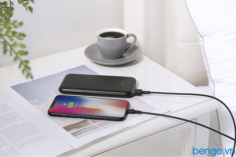 Cáp USB-A to Lightning MFi AUKEY 0.9m - CB-BAL7