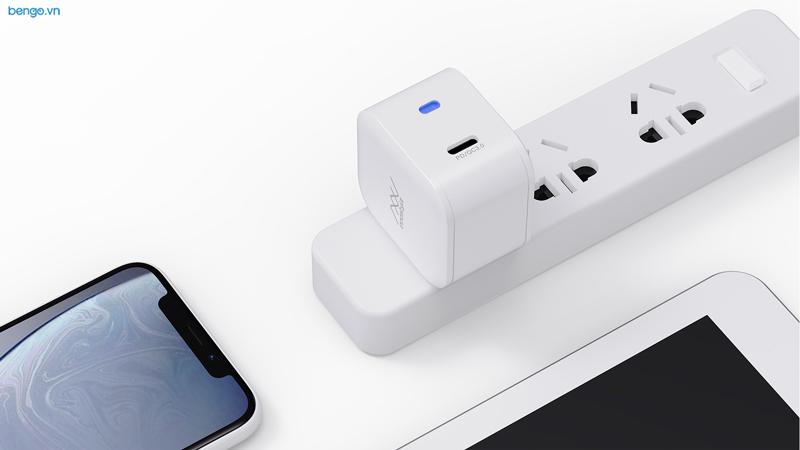 Sạc nhanh Minigo INNOSTYLE USB-C Power Delivery 18W