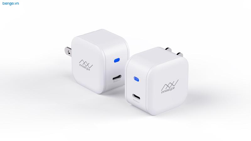 Sạc nhanh INNOSTYLE Minigo USB-C Power Delivery 18W