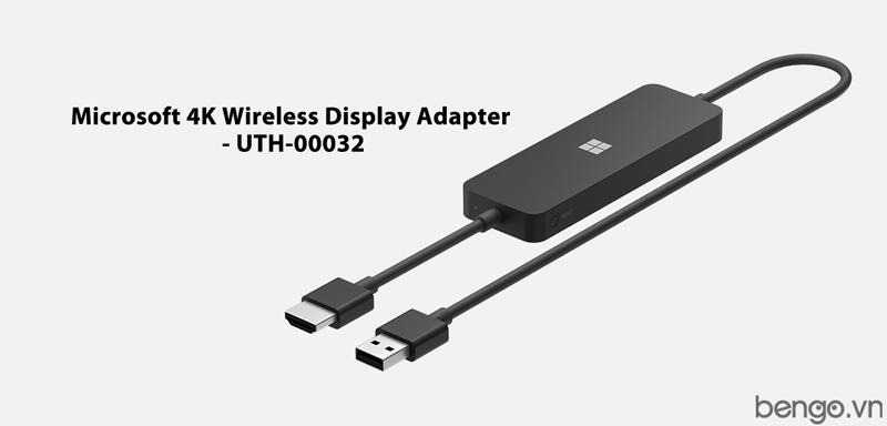 Cáp Microsoft 4K Wireless Display Adapter - UTH-00032