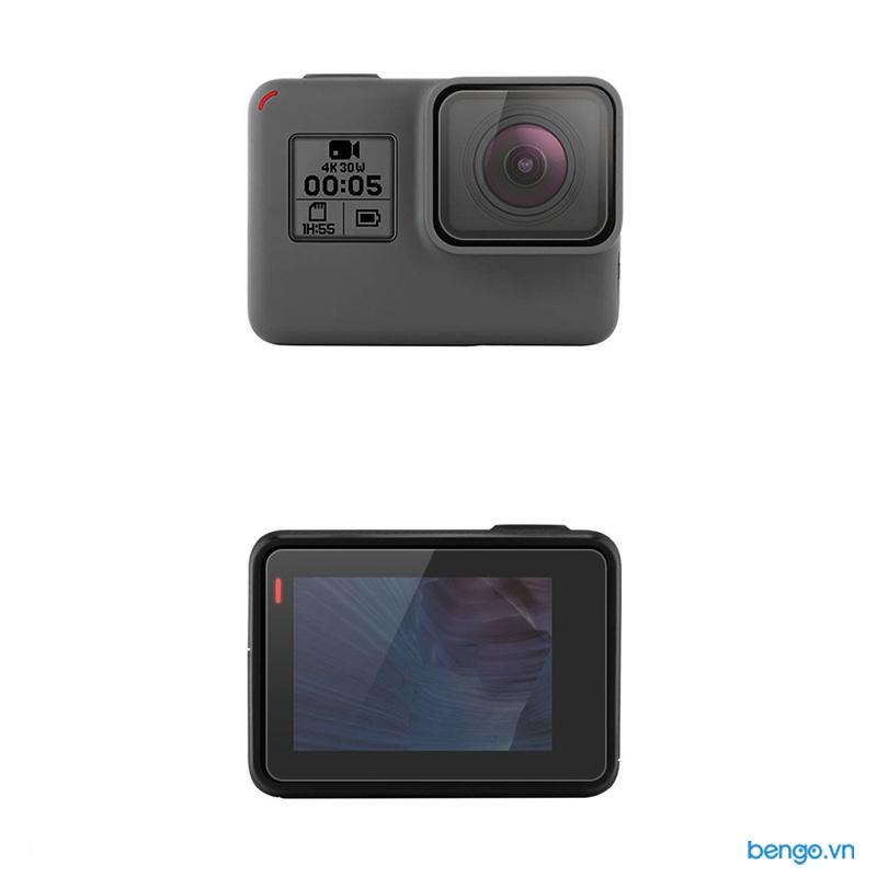 Dán cường lực camera hành trình GoPro Hero 7 Black 9H