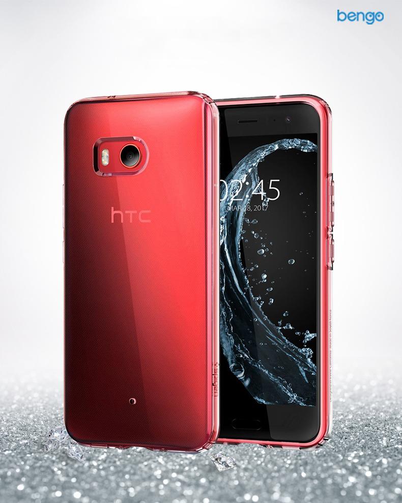 Ốp lưng HTC U11 SPIGEN Liquid Crystal