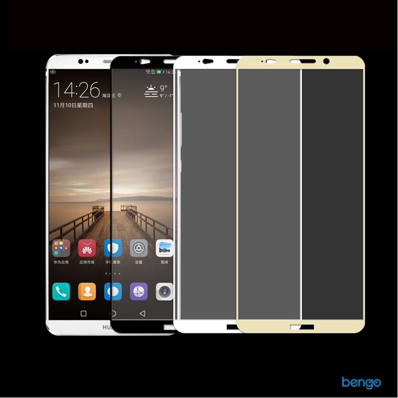 Dán cường lực Huawei Mate 10 Full màn hình