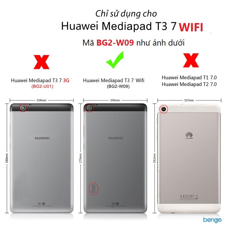 Dán cường lực màn hình Huawei Mediapad T3 7