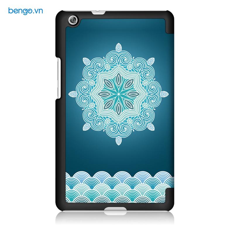 Bao da Huawei MediaPad M3 8 inches họa tiết hoa văn