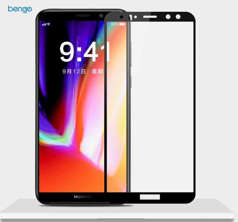 Dán màn hình cường lực Huawei Nova 2i Full màn hình