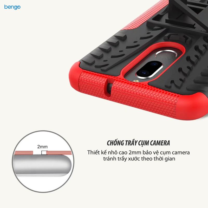 Ốp lưng Huawei Nova 2i chống sốc dựng máy