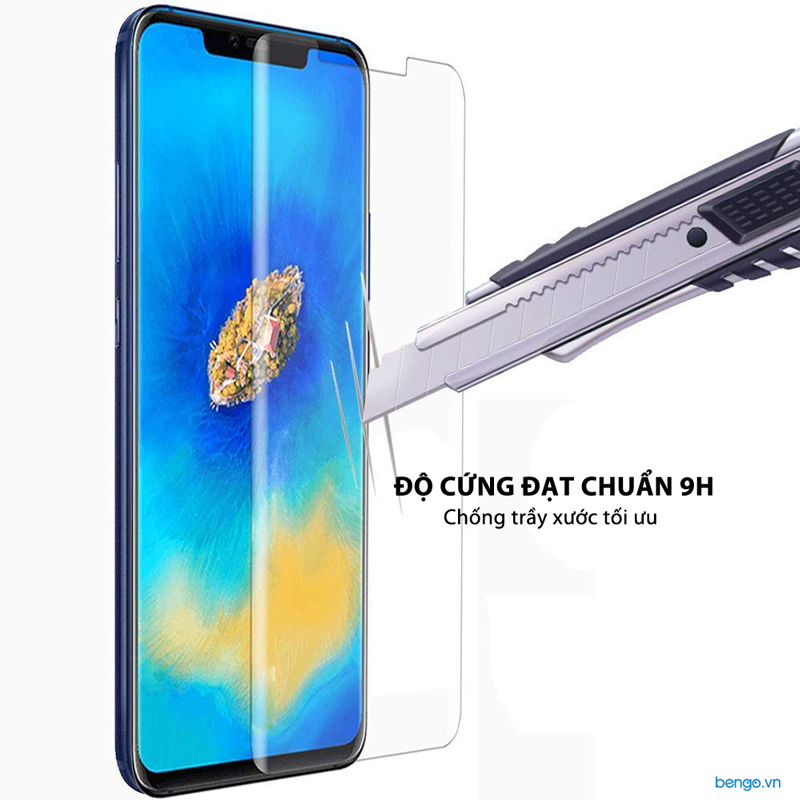 Dán màn hình cường lực Huawei Mate 20 9H