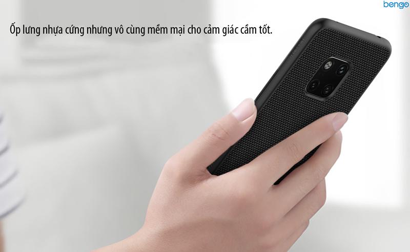 Ốp lưng Huawei Mate 20 Pro Nillkin Textured