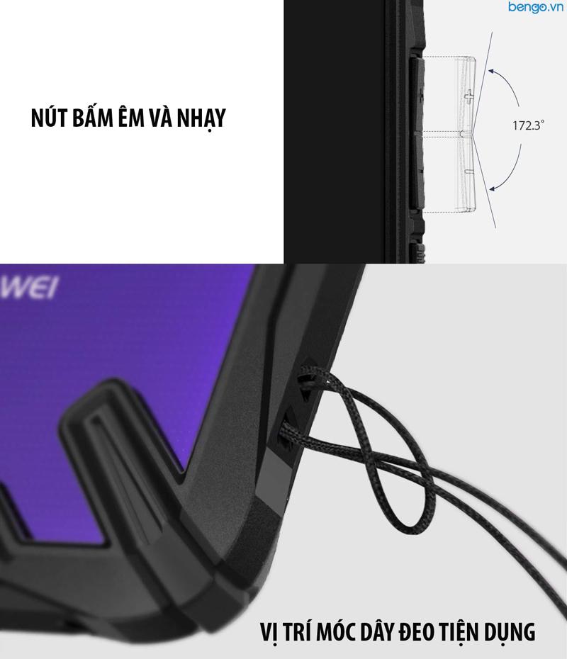 Ốp lưng Huawei Mate 20 Pro RINGKE FUSION X