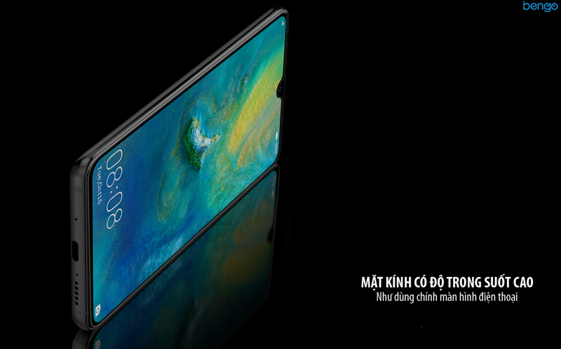 Dán cường lực Huawei Mate 20 Nillkin XD CP+MAX