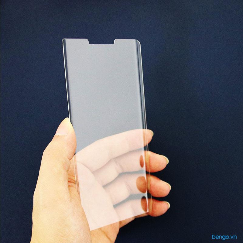 Dán màn hình cường lực Huawei Mate 30 Pro 3D full keo UV