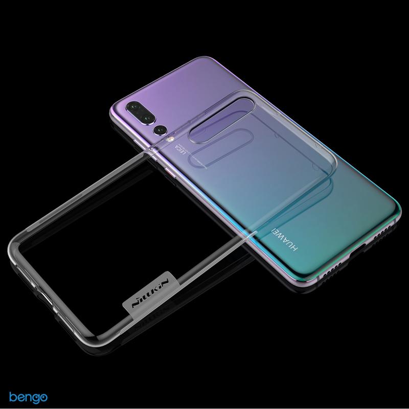 Ốp lưng Huawei P20 Pro tpu nillkin
