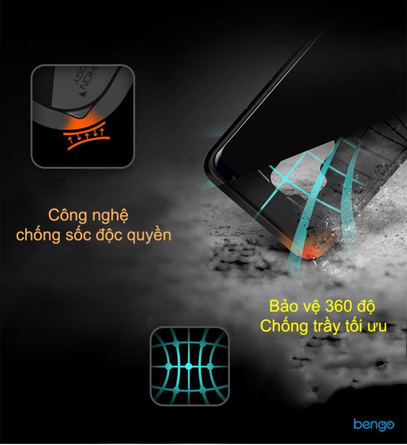 Ốp lưng Huawei P20 Spigen Rugged Armor