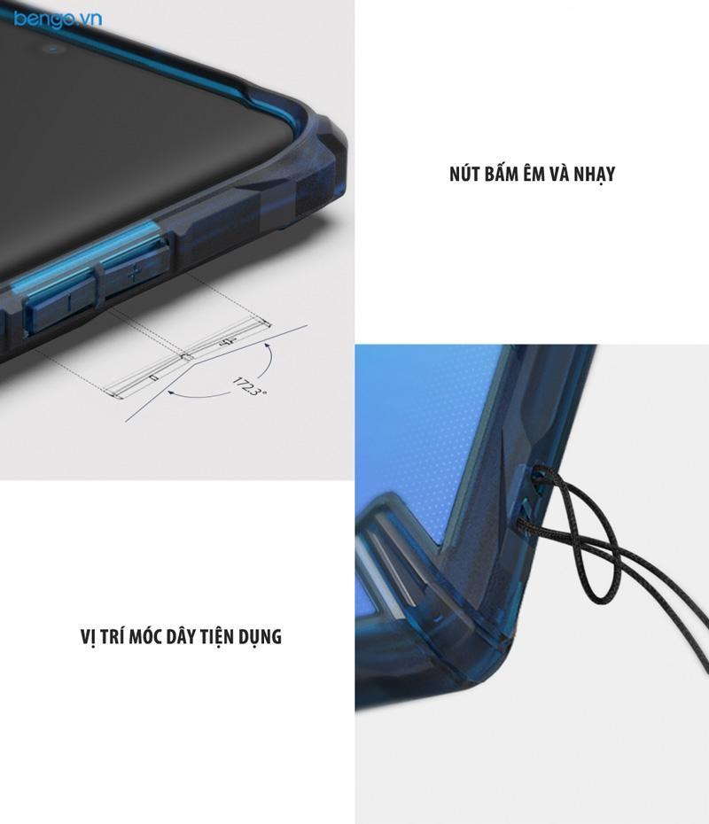 Ốp lưng Huawei P30 Pro Ringke Fusion X