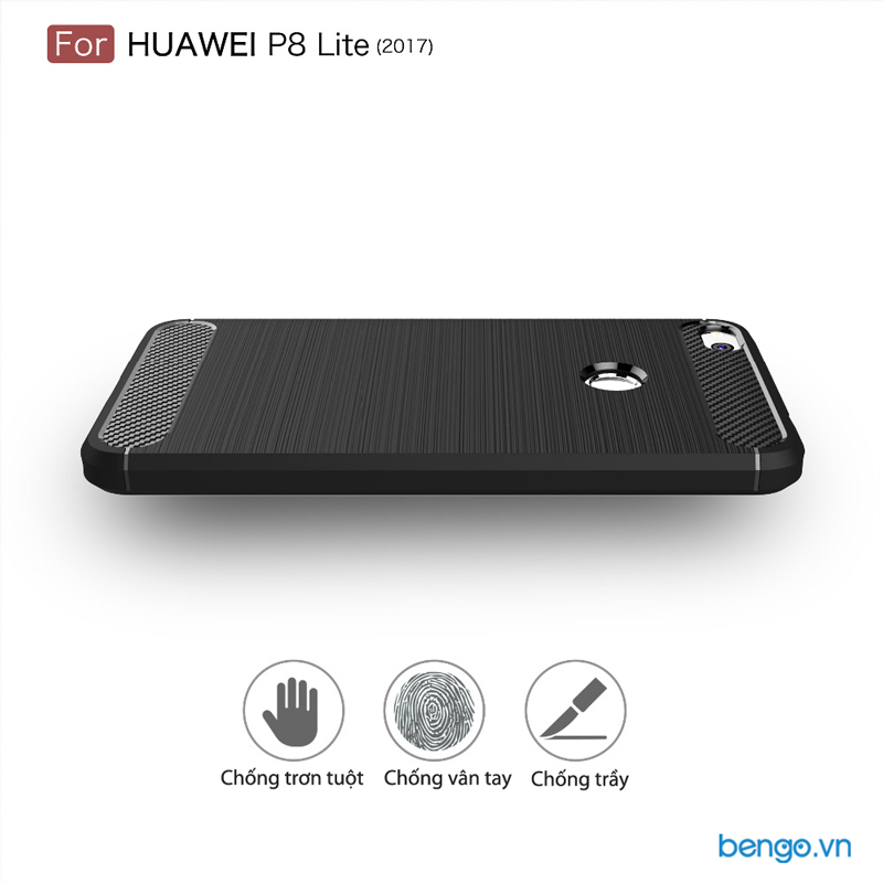 Ốp lưng Huawei P8 Lite (2017) Rugged Armor