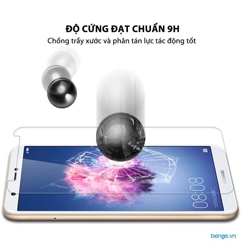 Dán màn hình cường lực Huawei Y9 2018 9H