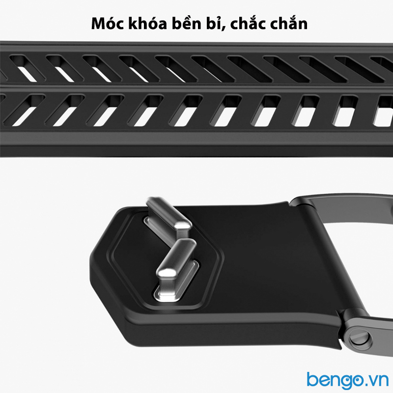 Dây Đeo Kháng Khuẩn ITSKINS Spectrum // Strap Antimicrobia Apple Watch SE/6/5/4 44mm