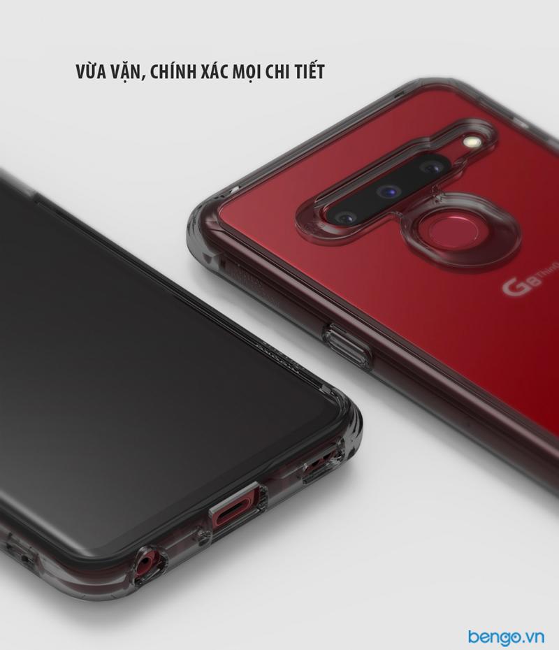 Ốp lưng LG G8 Ringke Fusion