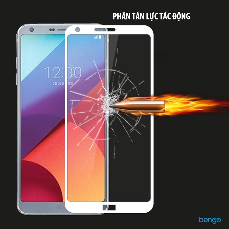 Dán cường lực LG G6 Full màn hình
