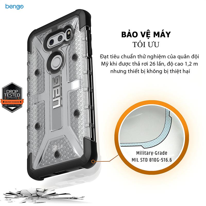Ốp lưng LG V30 UAG Plasma