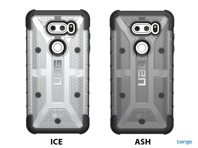 Ốp lưng LG V30 UAG Plasma - ICE