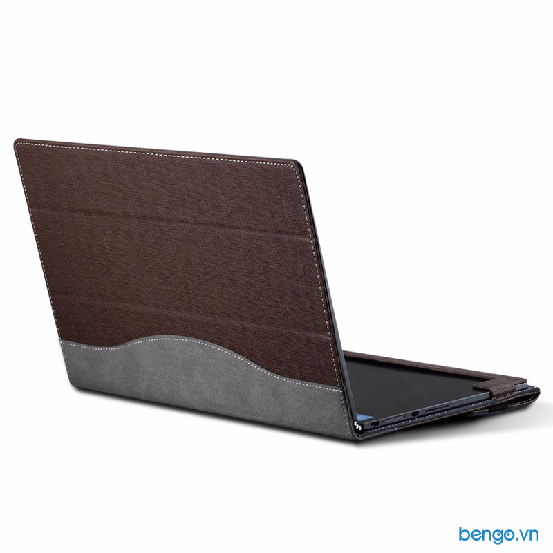 Bao da Lenovo Yoga Book 10.1 inches Veker kẻ sọc