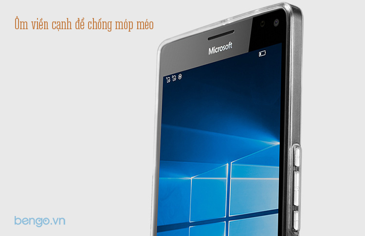 Ốp lưng TPU điện thoại Microsoft Lumia 950