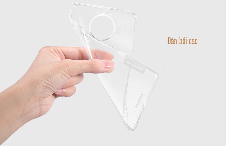 Ốp lưng dẻo TPU Microsoft Lumia 950 Nillkin