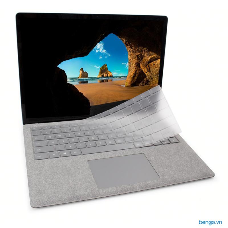 Phủ bàn phím Microsoft Surface Laptop 1 & 2 JCPAL FitSkin TPU