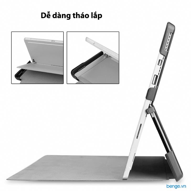 Bao da Microsoft Surface Pro 4/5/6 Stand Folio