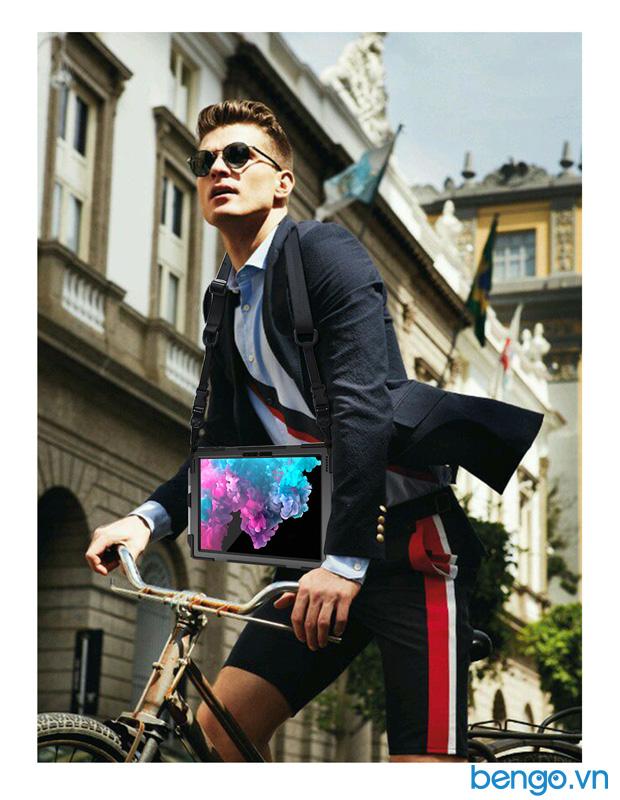 Ốp lưng Microsoft Surface Go 2 2020 chống sốc dựng máy có dây đeo vai và tay