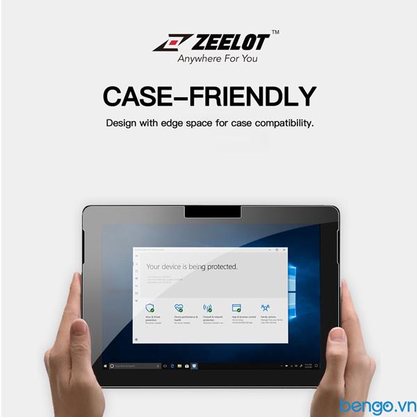 Dán cường lực Microsoft Surface Pro 7/7+ ZEELOT PureGlass 2.5D Clear