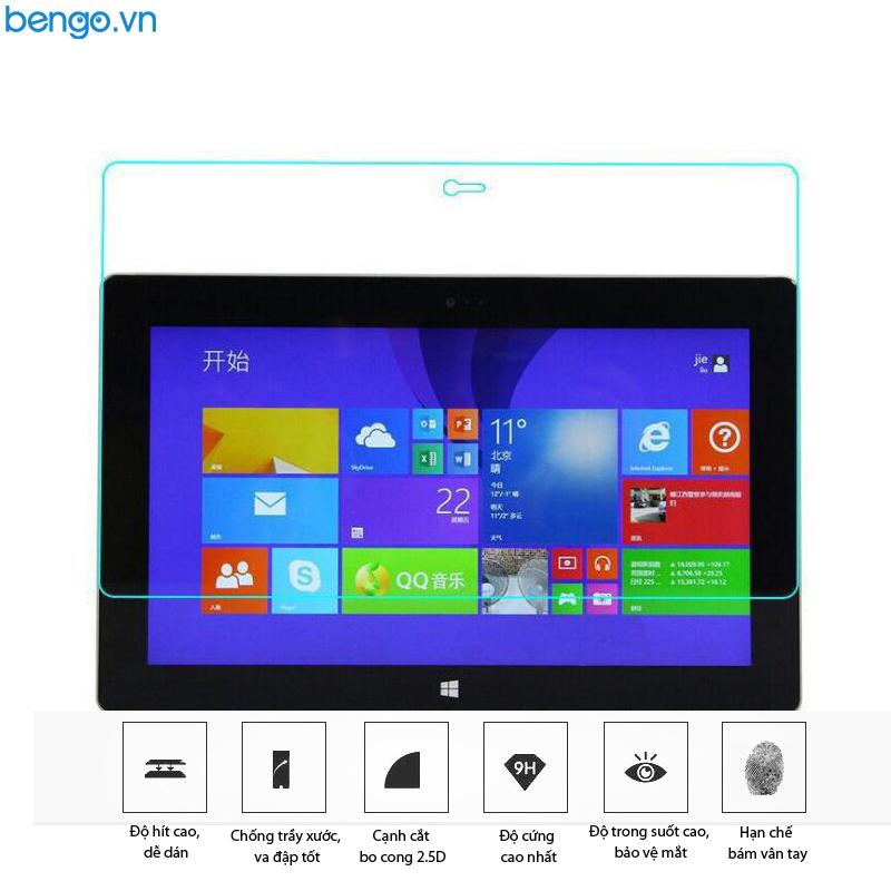 Dán màn hình cường lực Microsoft Surface 4 Pro