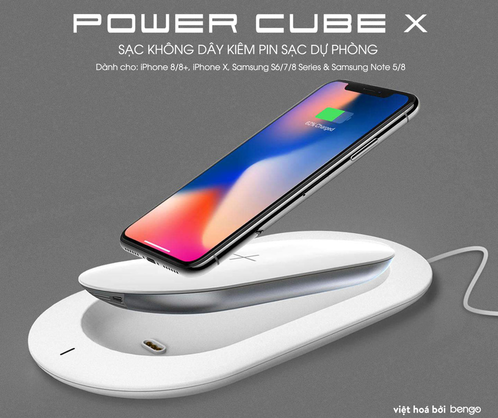 Power Cube X