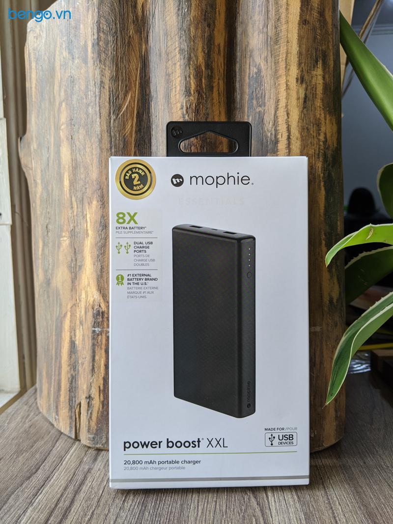 Pin sạc dự phòng MOPHIE Power Boost XXL 20800mAh - 4083