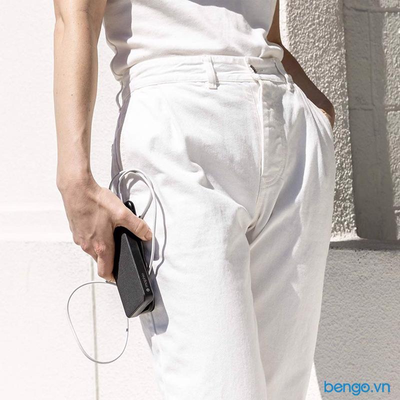 Pin sạc dự phòng 20000mAh Mophie Powerstation Fabric - 401102987